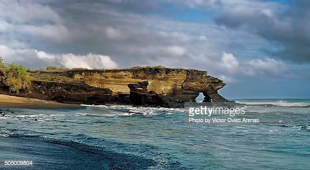 puerto egas (galapagos) - victor ovies fotografías e imágenes de stock
