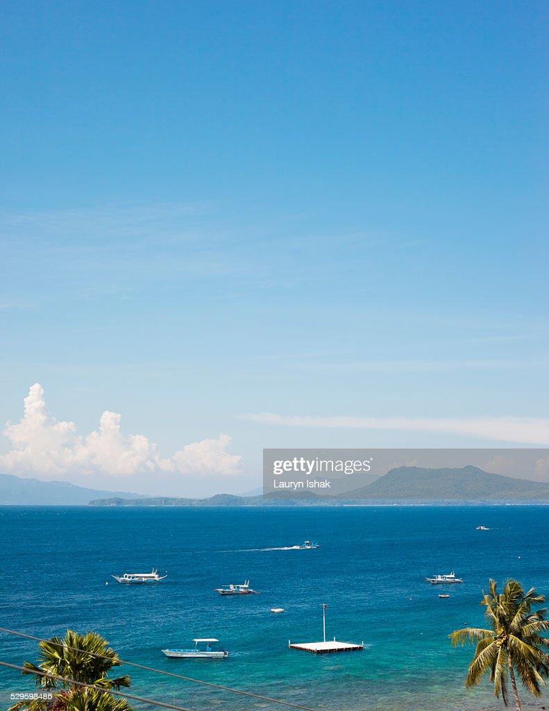 Puerto Galera, Philippines : Stock Photo