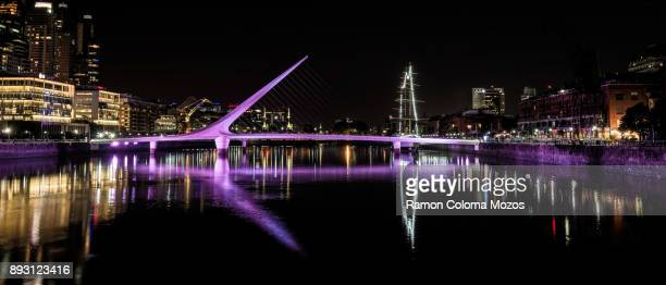 puerto madero - buenos aires stock pictures, royalty-free photos & images
