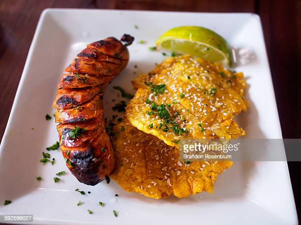 puerto rican food - san juan stock pictures, royalty-free photos & images