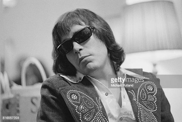Puerto Rican guitarist and singer Jose Feliciano April 1974
