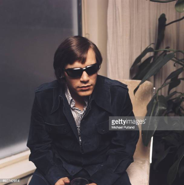 Puerto Rican guitarist and singersongwriter Jose Feliciano 1972