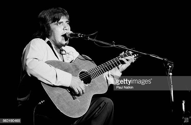 Puerto Rican musicians Jose Feliciano performs onstage at the Park West Auditorium Chicago Illinois July 29 1983