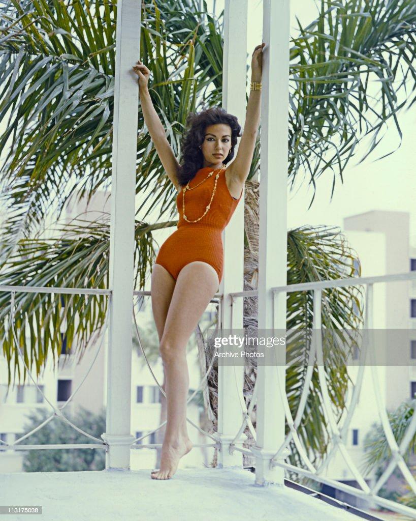 Actress Rita Moreno : News Photo