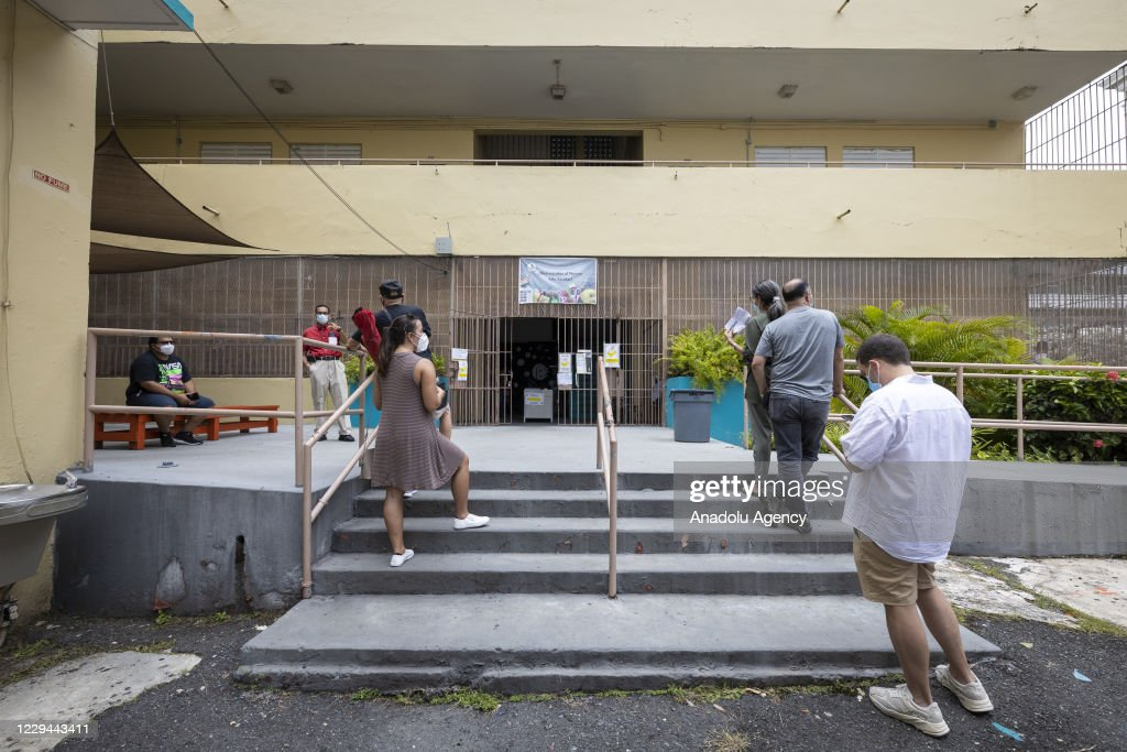 2020 Puerto Rican general election : News Photo