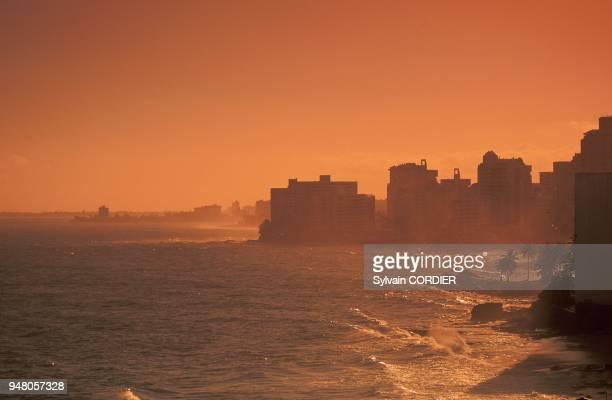 Puerto Rico Luquillo Sunset