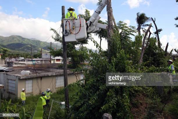 Puerto Rico Recovery, Dec., 2017