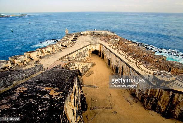 Puerto Rico San Juan El Morro Fort