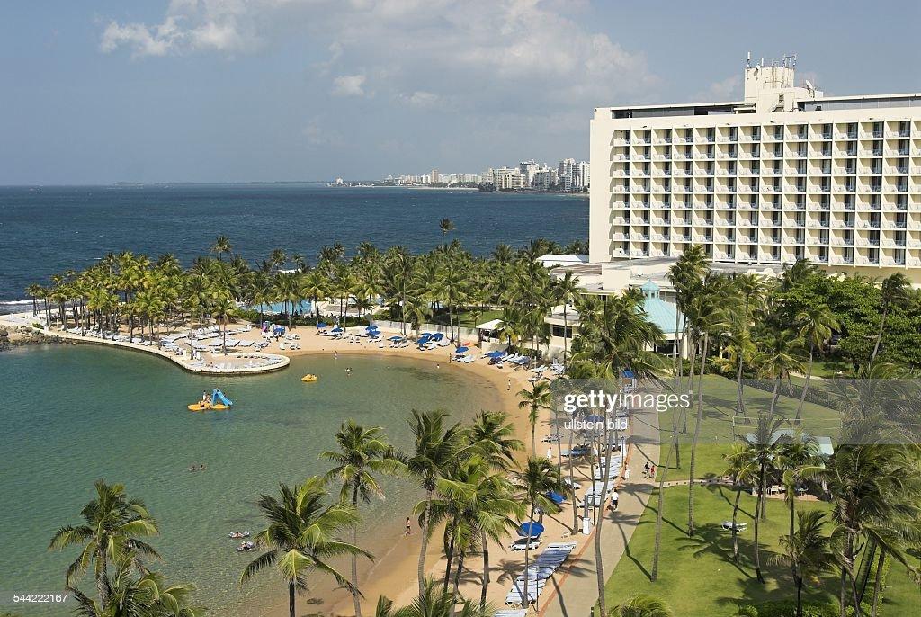 Hotel Caribe Hilton Foto jornalística - Getty Images