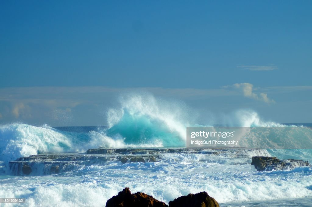 Puerto Rico Tropical Surf Beaches