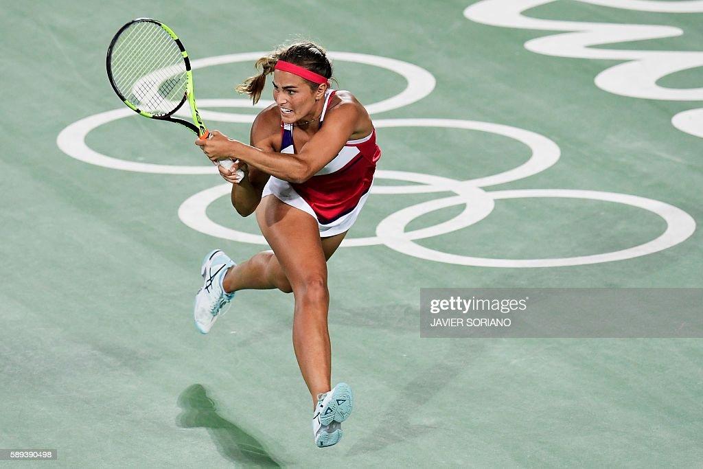 TENNIS-OLY-2016-RIO : News Photo