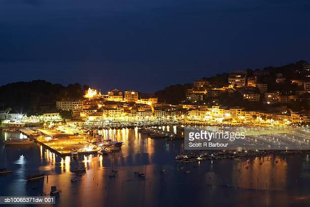 Puerto Soller, Mallorca, Balearic Islands, Spain