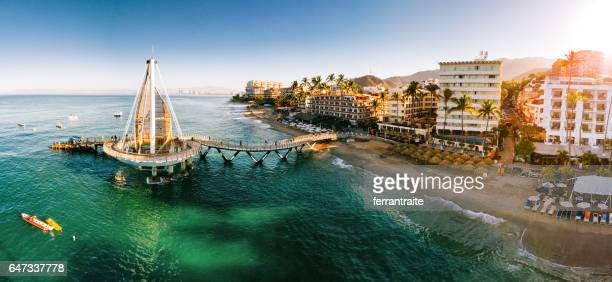 puerto vallarta mexico - mexico stock photos and pictures