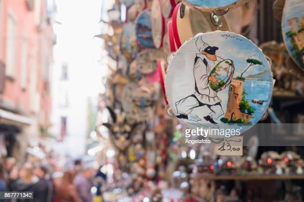 pulcinella mask painted on drum - christmas beetle stock pictures, royalty-free photos & images