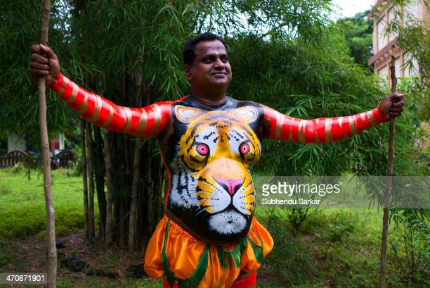Puli Kali is a colorful recreational folk art from the state of Kerala. It is performed by trained artists to entertain people on the occasion of...