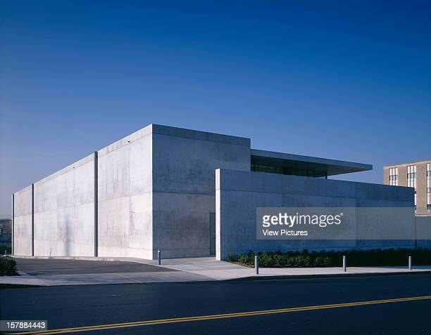 Pulitzer Foundation For The Arts St Louis United States Architect Tadao Ando Pulitzer Foundation For The Arts Landscape General View Of Building