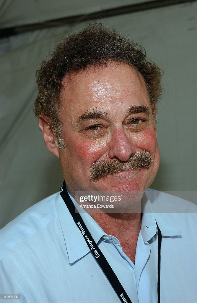 Pulitzer Prize winning author Barry Siegel attends the 9th Annual LA Times Festival of Books on April 25, 2004 at UCLA in Westwood, California.