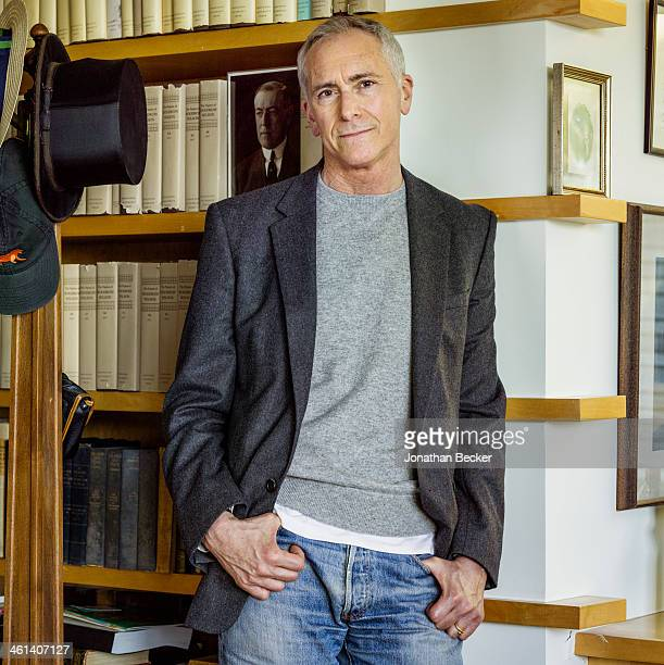 Pulitzer Prize winning biographer A Scott Berg is photographed for Vanity Fair Magazine on May 28 2013 in Los Angeles California PUBLISHED IMAGE