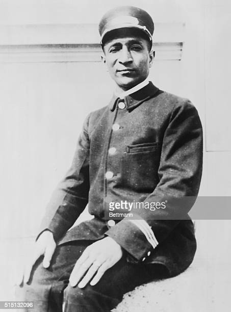 Pullman Porter Philosopher Lectures before College Students Boston Massachusetts John Baptist Ford Pullman porter who lectured at Harvard and at...