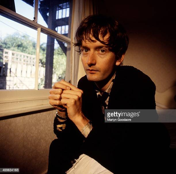 Pulp singer Jarvis Cocker portrait London United Kingdom 1991