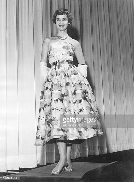 Pulver Liselotte *Schauspielerin Schweiz Portrait 1959