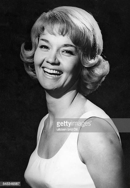 Pulver Liselotte *Schauspielerin Schweiz Portrait 1963