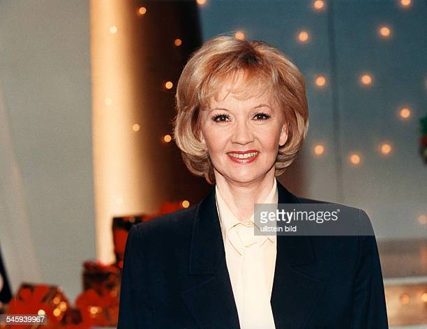 Pulver Liselotte *Schauspielerin Schweiz Portrait Dezember 1995