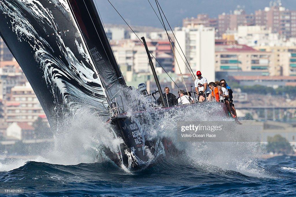 714afeea53b4 Volvo Ocean Race 2011-12 Alicante Pro-Am Race   News Photo