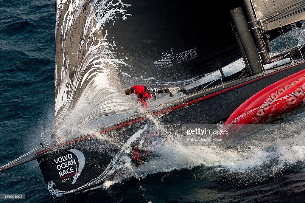 0f6e3c73d472 Leg 3 Start - Volvo Ocean Race 2011-12   News Photo