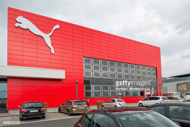 Puma, Outlet-Store in Herzogenaurach