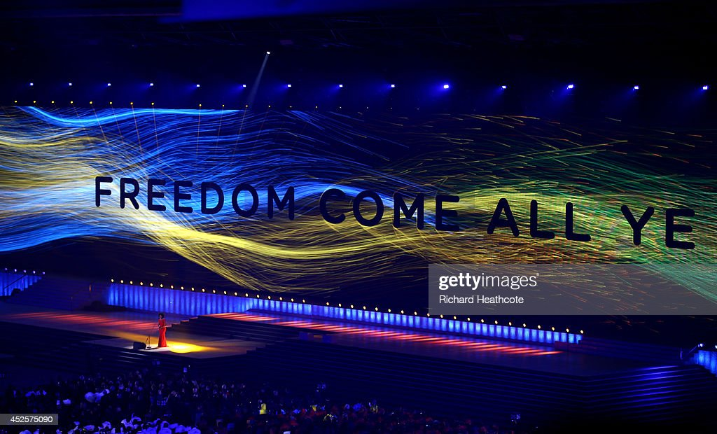 20th Commonwealth Games - Opening Ceremony : News Photo