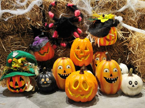 CHN: China Prepares For Halloween