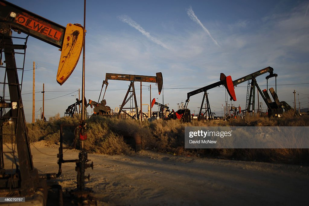 Fracking In California Under Spotlight As Some Local Municipalities Issue Bans : News Photo