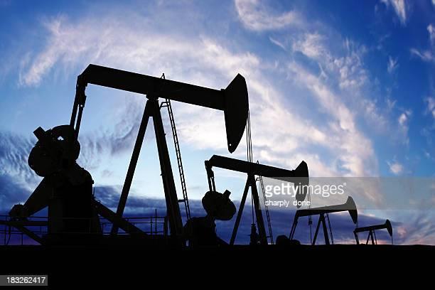 Oil Rig Wallpaper