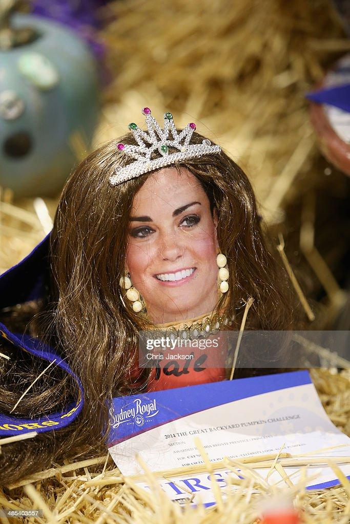 The Duke And Duchess Of Cambridge Tour Australia And New Zealand - Day 12 : News Photo