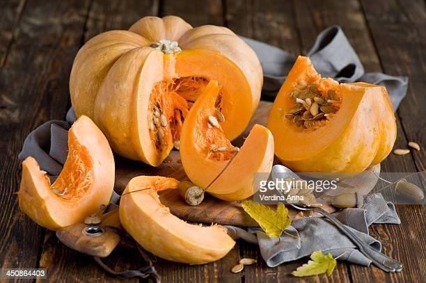 pumpkin - anna verdina stock photos and pictures
