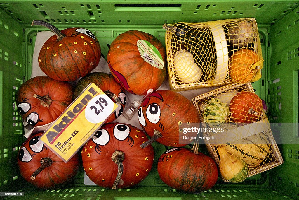 Pumpkins : Stock Photo