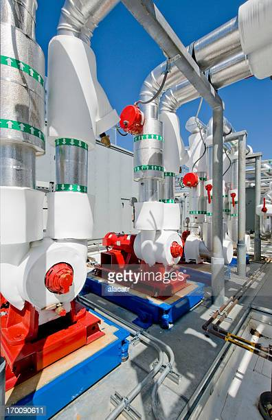 Pumps and Controls for Large Commercial HVAC Installation