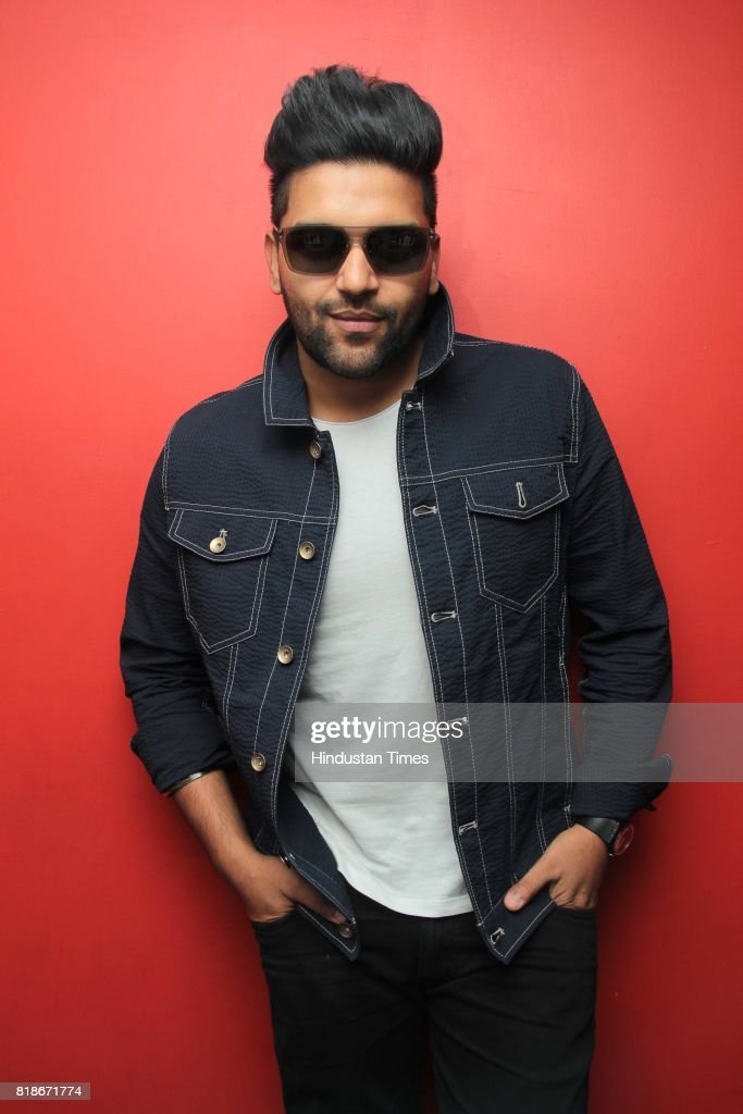 Punjabi singer Guru Randhawa poses during an exclusive interview with HT CityHindustan Times at HT Media Office on July 6 2017 in New Delhi India