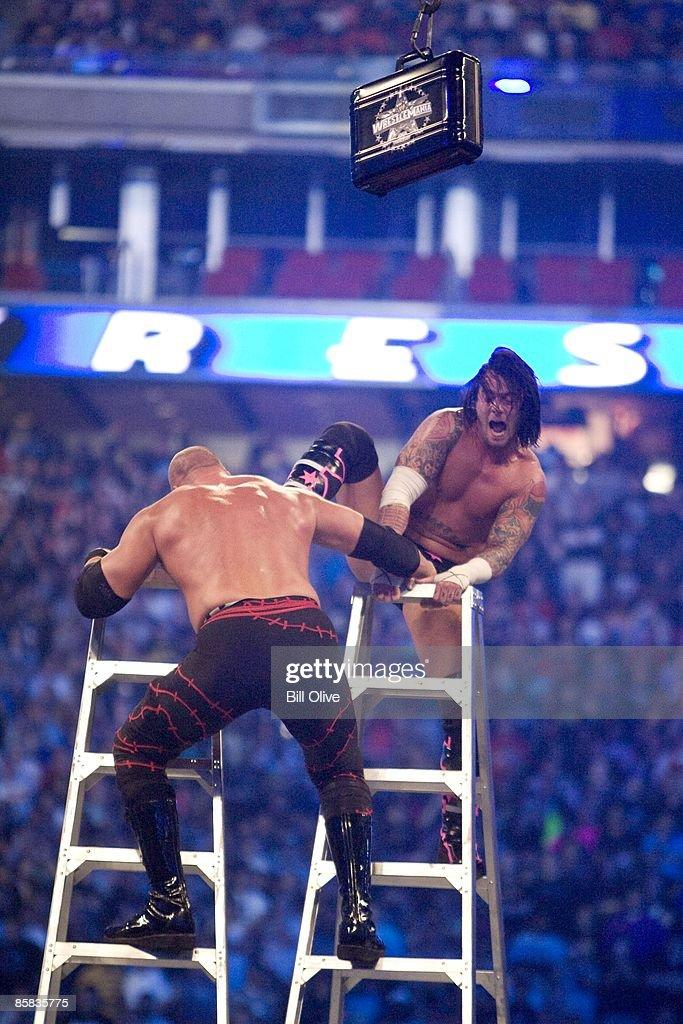 WrestleMania 25 : News Photo