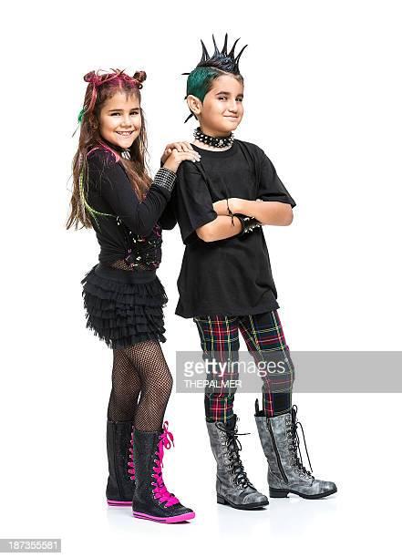 punk los niños