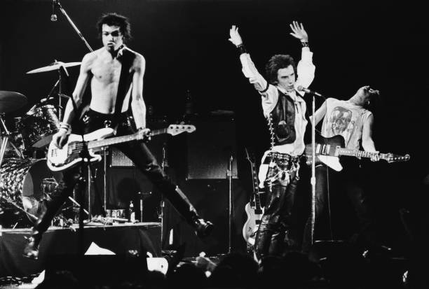 The Sex Pistols in Concert at the Winterland