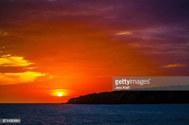 Punta Gallinas Sunset