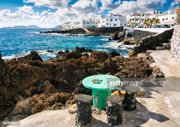 Punta Mujeres, Haria. Lanzarote, Canary Islands, Spain, Europe.
