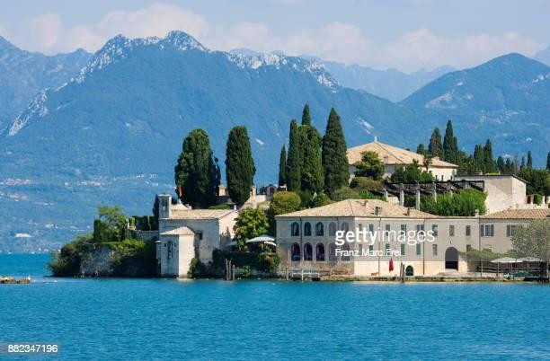 Punta San Vigilio, Garda, Lake Garda, Veneto, Italy