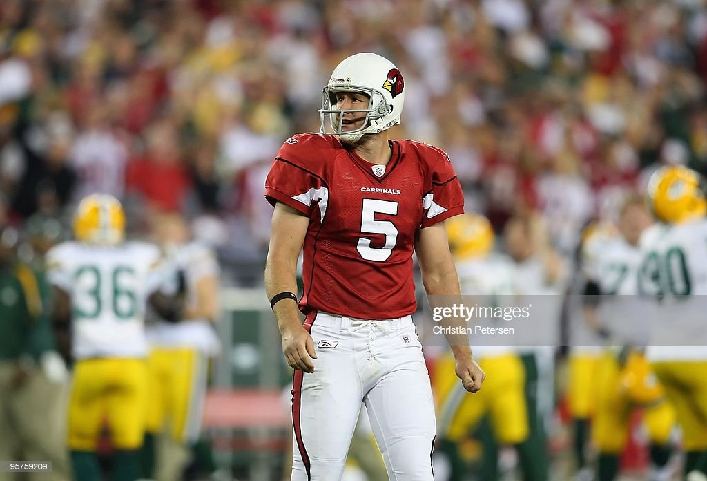 Green Bay Packers v Arizona Cardinals - Wild Card Round