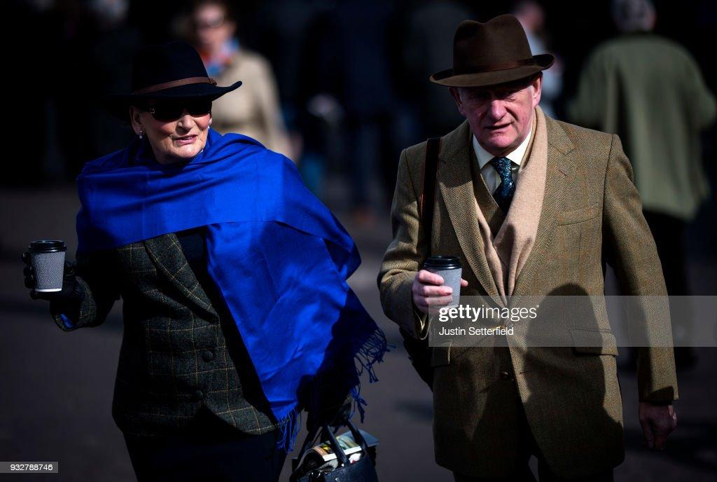 Cheltenham Festival - Gold Cup Day : News Photo