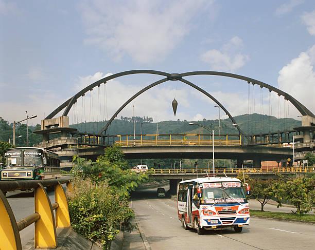 Punto Cero (Ground Zero) Pendulum Bridge