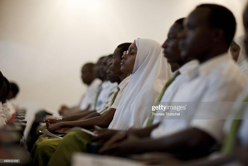 African Pupils During Class : News Photo