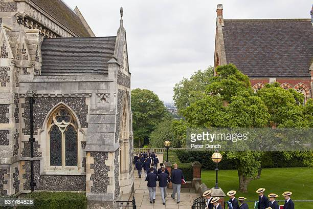 Pupils make their way to class at Harrow School Harrow School is an English independent school for boys situated in the town of Harrow in northwest...